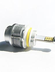 Недорогие -H4 Для кроссовера / Для автоматического транспортера / Для трактора Лампы 48W Высокомощный LED 4800lm 8 Налобный фонарь Назначение