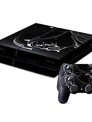 povoljno -B-SKIN PS4 PS/2 Vreće, sanduke i Skins Za PS4,PVC Vreće, sanduke i Skins Noviteti #