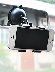 billige -ziqiao universal bil 360 graders rotation mount holder til samsung / htc / iphone / gps