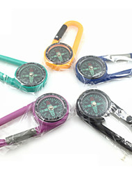 cheap -Compasses Convenient Hiking Camping Travel Outdoor Plastic cm pcs