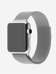 abordables -Bracelet de Montre  pour Apple Watch Series 4/3/2/1 Apple Bracelet Milanais Acier Inoxydable Sangle de Poignet
