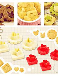 economico -Strumenti Bakeware Plastica Torta Stampi per torta 1pc