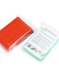Недорогие -другой / Чрезвычайная Одеяло - ЧП - зеленый / оранжевый