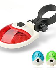 Luce posteriore per bici - Ciclismo Impermeabili AAA More Lumens Batteria Ciclismo