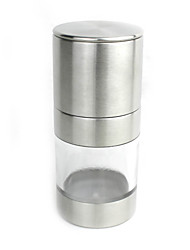 Manual Stainless Steel Pepper Mill
