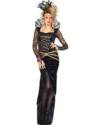 Princesse Reine Conte de Fée Costumes de Cosplay Costume de Soirée Féminin Noël Halloween Carnaval Nouvel an Fête / Célébration