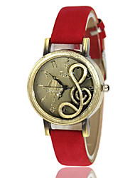 Restoring Ancient Hollow PU Watches Microphone Watches Cool Watches Unique Watches Fashion Watch