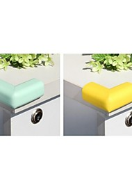 4Pcs Thick Baby Safety Softener Table Edge Guard Protector(Ramdon Color)