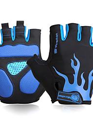 Недорогие -FJQXZ Спортивные перчатки Перчатки для велосипедистов Сохраняет тепло С защитой от ветра Влагопроницаемость Пригодно для носки Дышащий