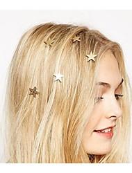abordables -Femme Alliage Pince à Cheveux Fleur