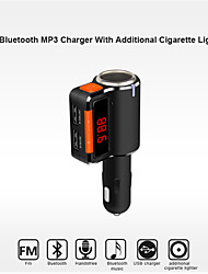 BC09 Bluetooth Car Kit zum Zigarettenanzünder / MP3-Player