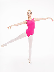 cheap -Ballet Leotards Women's Training / Performance Cotton / Tulle / Lycra Leotard / Onesie