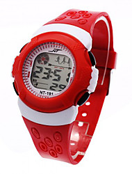 cheap -Children Kids Sports Stop Electronic Wrist Watch Night Lights Alarm Clock Cool Watches Unique Watches