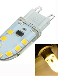 cheap -G9 LED Bi-pin Lights Recessed Retrofit 14 SMD 2835 200-300 lm Warm White 3500 K Dimmable Decorative AC 220-240 V