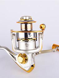 Molinetes Rotativos 4.9:1 11 Rolamentos Trocável Pesca de Mar / Rotação / Pesca de Água Doce / Outro / Pesca Geral-FC6000 Debao