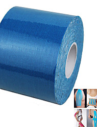 Elastic Cotton Motion Bandage Muscle Paste Kinesiology Tape Blue Black Green