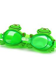 Óculos de Natação Anti-Nevoeiro Tamanho Ajustável Proteção UV Prova-de-Água silica Gel PC Vermelho Rosa Roxo Branco Verde Transparentes
