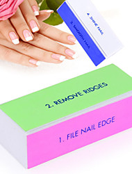cheap -nail art Buffer Blocks Classic High Quality Daily