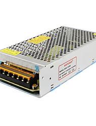 spd-120w 12v10a CCTV-Kamera-System Zubehör Netztransformator Metall - silber (AC 110-220V)