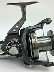 cheap -Trolling Reel Spinning Reel 4.7:1 Gear Ratio+10 Ball Bearings Hand Orientation Exchangable Sea Fishing Spinning Trolling & Boat Fishing -