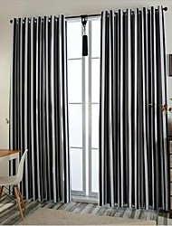 cheap -Two Panel European Contracted Fashion Style Of Children Room Sitting Room The Bedroom Curtains