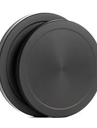 de metal lente tampa traseira frente filtro de caixa de portátil de proteção 72/77 milímetros