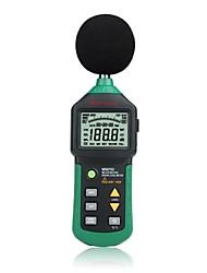 baratos -MASTECH teste de temperatura de armazenamento de dados ms6702 humidade - test - três em um função do medidor de nível sonoro