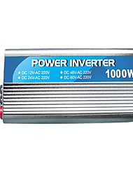 cheap -1000W Power Inverter 12V24V to 220V with USB