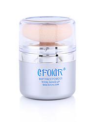 cheap -1 Powder Matte / Mineral Powder Whitening / Long Lasting Face Pink / Natural / Ivory Zhejiang MJ