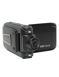 "cheap -2.0"" LCD 5.0 MP Wide Angle 4X 1080P Zoom Digital Car DVR Camcorder  Mini USB HDMI TF Card - Black"