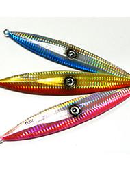 """3 pc Esca Esca metallica Colori casuali g/Oncia,178 mm/7"""" 7-3/4"""" pollice,Fili MetalloPesca di mare Pesca con esca Pesca dilettantistica"""
