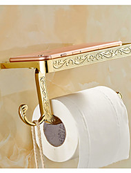 cheap -Toilet Paper Holder / Gold Zinc Alloy /Antique