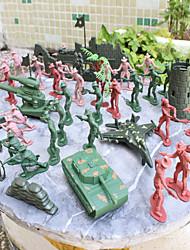 abordables -Figuras de acción Novedades Cool El plastico Chica Regalo 97pcs