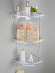 Bathroom Shelf / Anodizing Aluminum /Contemporary