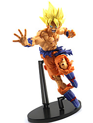 cheap -Anime Action Figures Inspired by Dragon Ball Cosplay PVC 22 CM Model Toys Doll Toy