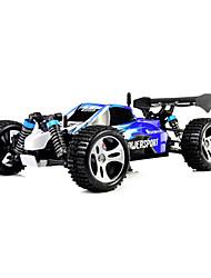 WL Toys A959 Passeggino 1:18 Elettrico con spazzola Auto RC 45 2.4G Pronto all'uso