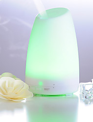cheap -Home Office Mini Aroma Air Diffusers Ultrasonic Mist Led Humidifier 120 ml Bedroom AC Power