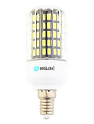 cheap -10W E14 LED Corn Lights T 108 leds SMD Warm White Cold White 900lm 6000-6500;3000-3500K AC 220-240V