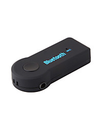 abordables -receptor de música Bluetooth inteligente, kit de coche manos libres bluetooth, reproductor de mp3