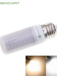 cheap -SENCART 1W 50-120lm E14 / G9 / GU10 LED Corn Lights Recessed Retrofit 72 LED Beads SMD 4014 Waterproof / Decorative Warm White / Cold