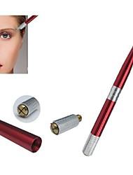 Crayons à Sourcils Eyeliners Aluminium Laiton machine de maquillage pro