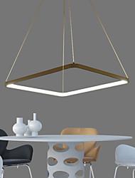 Modern Design/35W LED Pendant Light Squareness/Fit for Living,Dining Room,office