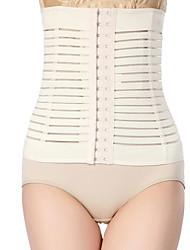 Serre Taille/Grande Taille Crochet Nylon/Polyester/Spandex Femme