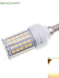 cheap -SENCART 900-1200lm E14 / GU10 / B22 LED Corn Lights Recessed Retrofit 102 LED Beads SMD 5630 Waterproof / Decorative Warm White / Cold