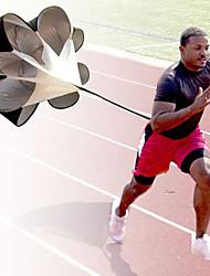 Parachutes de Vitesse & Résistance Exercice & Fitness / Gymnastique / Course Bande d'Entrainement Hommes / Femme / Unisexe