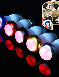 Safety Lights LED - Cycling Alarm / Warning LR1130 / AG10 20 Lumens Battery Cycling/Bike-Lights