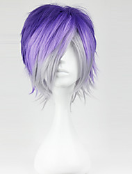 cheap -Cosplay Wigs Diabolik Lovers Sakamaki Kanato Anime/ Video Games Cosplay Wigs 32 CM Heat Resistant Fiber Men's