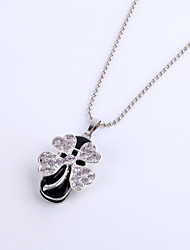 cheap -32GB Necklace Four Leaf Lucky Clover Jewelry USB 2.0 Rotatable Flash Memory Stick Drive U Disk ZP-03/ZP-22/ZP-24