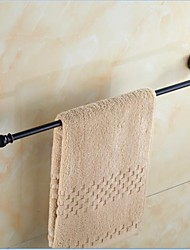 economico -Portasciugamani a muro Antico Ottone 1 barra di asciugamano