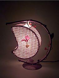 lampade di illuminazione creativi luna camera da letto lampada da comodino lampada da regalo romantico personalità europea (colore